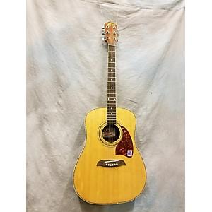 Pre-owned Oscar Schmidt OG2N Acoustic Guitar by Oscar Schmidt