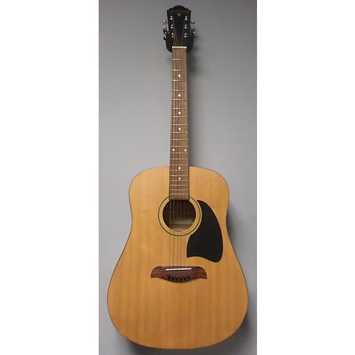 Oscar Schmidt OG2N Natural Acoustic Guitar
