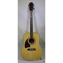 Oscar Schmidt OG2NLH Acoustic Guitar
