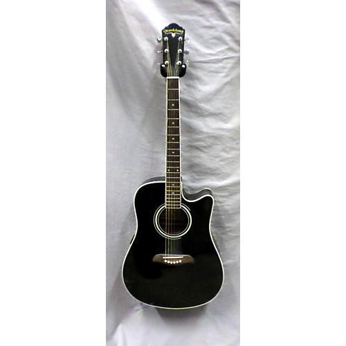 Oscar Schmidt OG3CEB Acoustic Electric Guitar