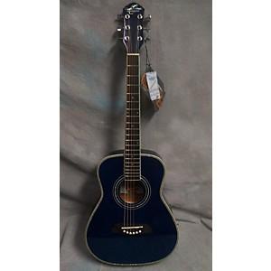 Pre-owned Oscar Schmidt OGHS 1/2 SIZE Acoustic Guitar by Oscar Schmidt