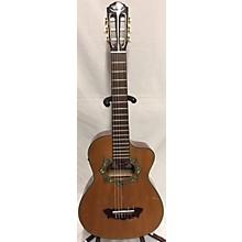 Oscar Schmidt OH30SCE REQUINTO Classical Acoustic Electric Guitar