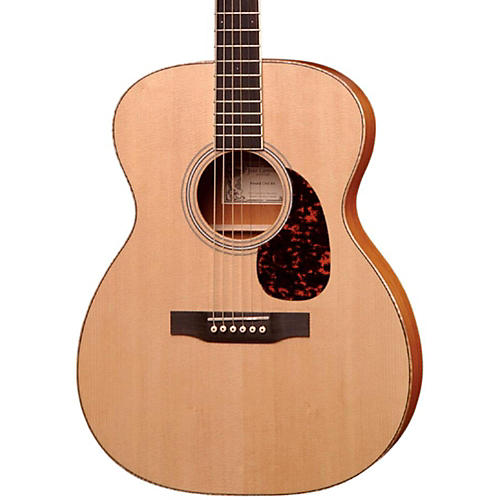 Larrivee OM-03E Mahogany Select Series Orchestra Model Acoustic-Electric Guitar-thumbnail