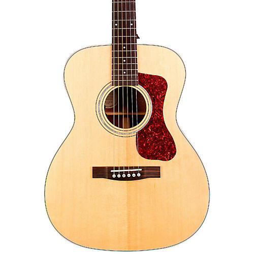 Guild OM-140E Orchestra Acoustic-Electric Guitar-thumbnail