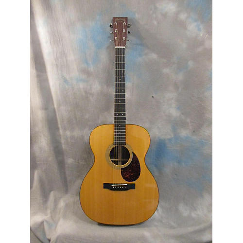 Martin OM-21 Acoustic Guitar-thumbnail