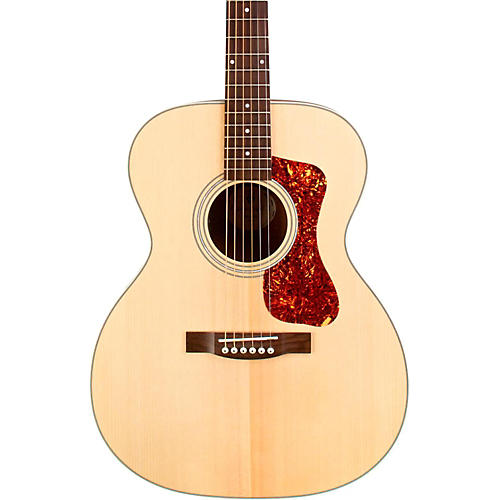Guild OM-240E Orchestra Acoustic-Electric Guitar-thumbnail