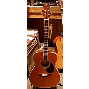 Greg Bennett Design by Samick OM-7 Acoustic Guitar