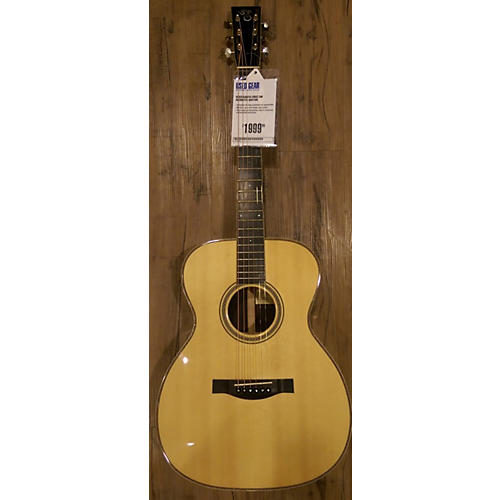 Santa Cruz OM Acoustic Guitar