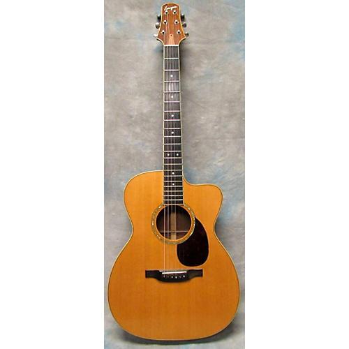 Bourgeois OM Cutaway Acoustic Guitar