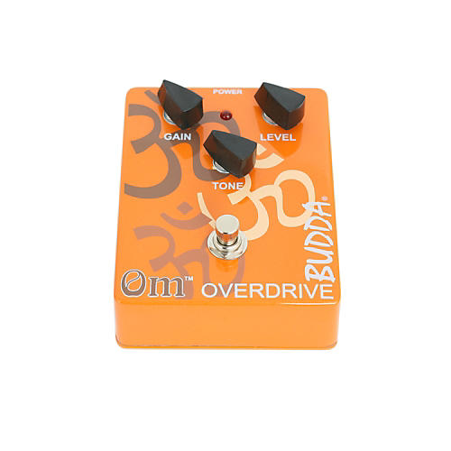 Budda OM Overdrive Guitar Effects Pedal-thumbnail