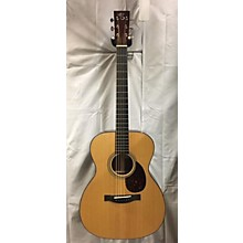 Santa Cruz OM/PW Acoustic Guitar