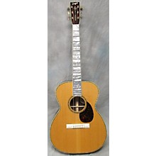 Bourgeois OM Presentation Acoustic Electric Guitar