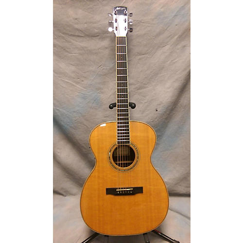 Larrivee OM09 Acoustic Guitar-thumbnail