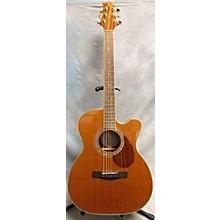 Greg Bennett Design by Samick OM15CE Acoustic Electric Guitar