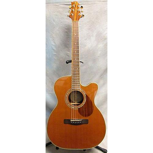 used greg bennett design by samick om15ce acoustic electric guitar guitar center. Black Bedroom Furniture Sets. Home Design Ideas