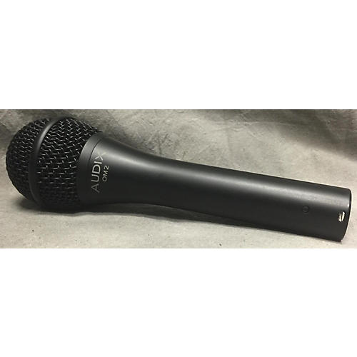 Audix OM2 Dynamic Microphone-thumbnail