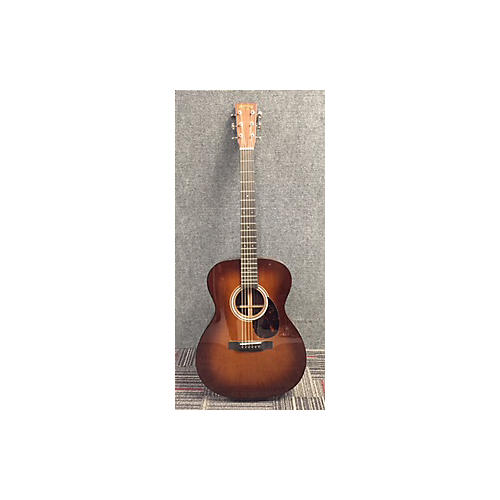Martin OM21 Sunburst Acoustic Guitar