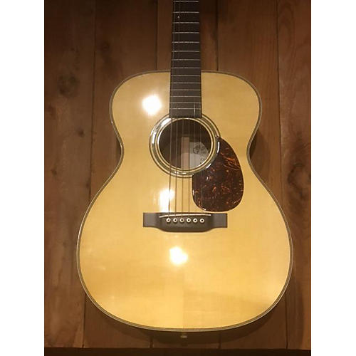 Martin OM28 Marquis Acoustic Guitar Natural