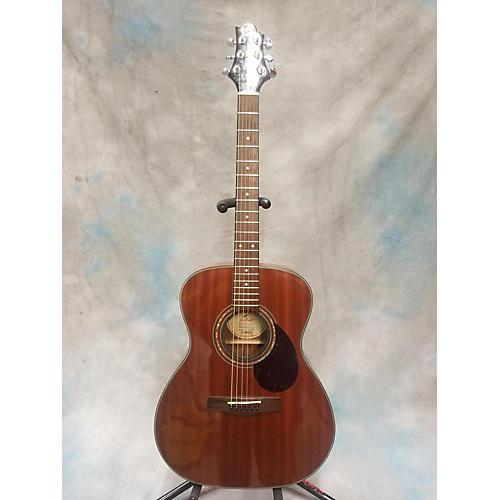Greg Bennett Design by Samick OM3 Acoustic Guitar