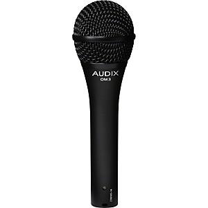 Audix OM3 Hypercardioid Vocal Microphone