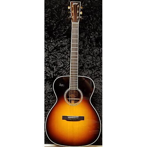 used collings om3sssb acoustic guitar guitar center. Black Bedroom Furniture Sets. Home Design Ideas