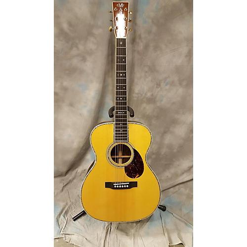 Martin OM45 Madagascar Acoustic Guitar