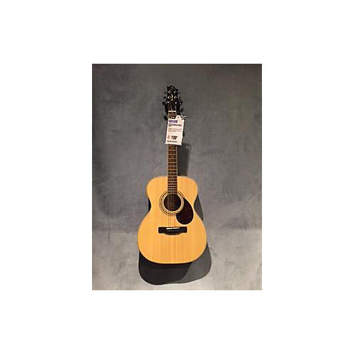 Greg Bennett Design by Samick OM5 Acoustic Guitar Natural