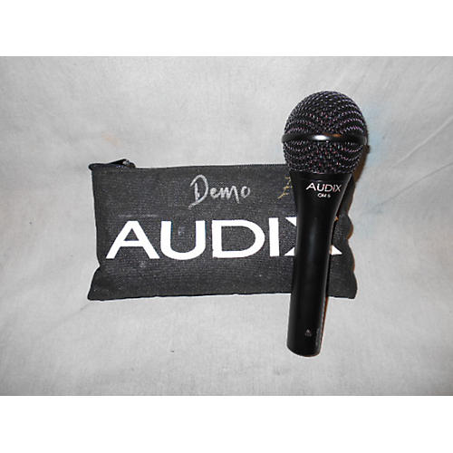Audix OM6 Dynamic Microphone-thumbnail