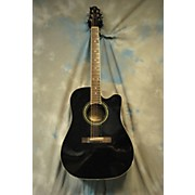 Greg Bennett Design by Samick OM6CE Acoustic Guitar