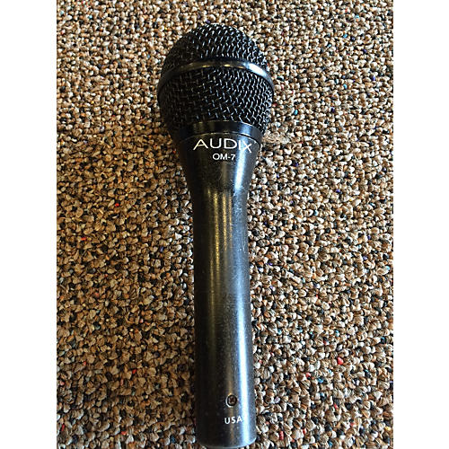 Audix OM7 Dynamic Microphone