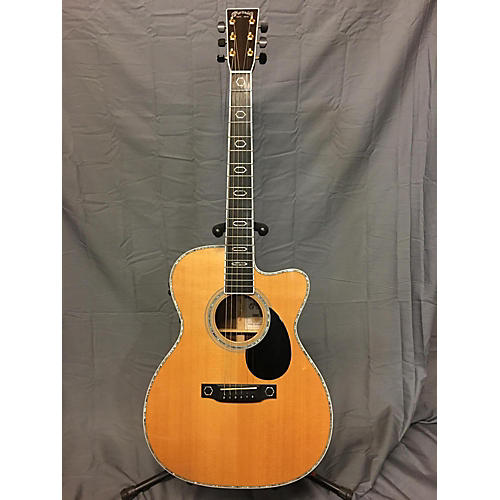 Martin OMC Aura Acoustic Electric Guitar