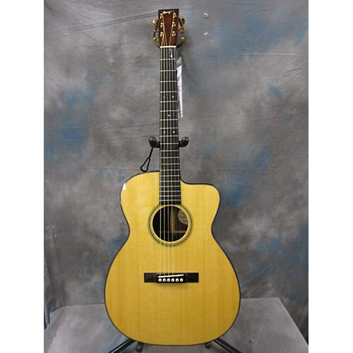 Bourgeois OMC Custom Acoustic Electric Guitar