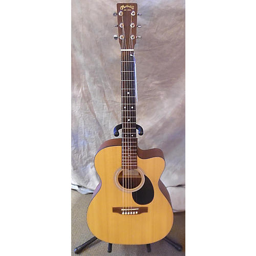 Martin OMC1E Acoustic Electric Guitar-thumbnail