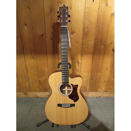 Martin OMCPA4 Acoustic Electric Guitar Natural