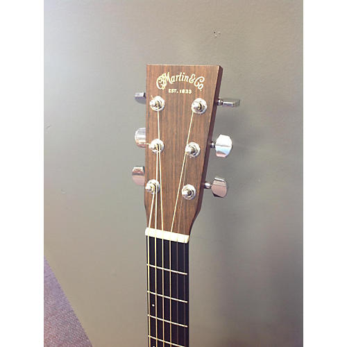 Martin OMCPA4 Natural Acoustic Electric Guitar