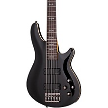OMEN-5 Electric Bass Guitar Black