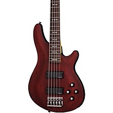 OMEN-5 Electric Bass Guitar Satin Walnut