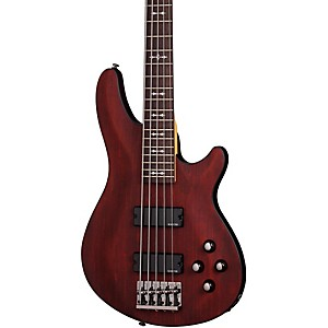 Schecter Guitar Research OMEN-5 Electric Bass Guitar by Schecter Guitar Research