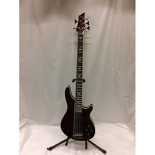 Schecter Guitar Research OMEN EXTREME 5 Electric Bass Guitar