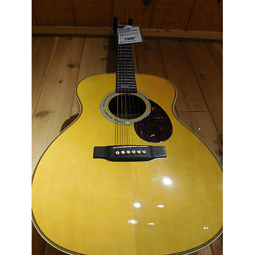 Martin OMJM John Mayer Signature Acoustic Electric Guitar-thumbnail