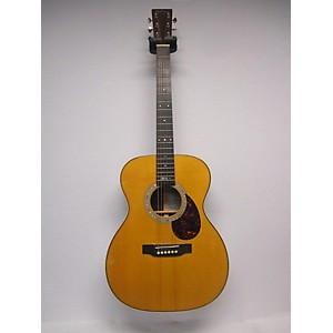 Pre-owned Martin OMJM John Mayer Signature Acoustic Electric Guitar