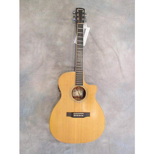 Larrivee OMV-03K Acoustic Electric Guitar
