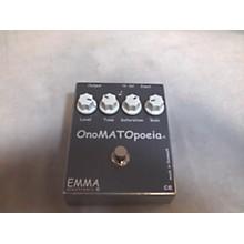 Emma Electronic ONOMATOPOEIA Effect Pedal
