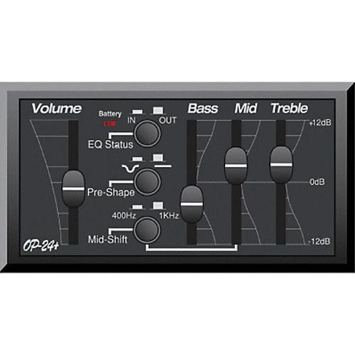 Ovation OP-24+ Pre Amp
