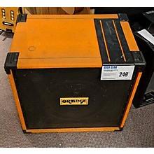 Orange Amplifiers OR 1x15 Bass Cabinet