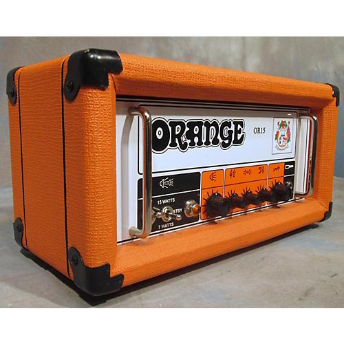 Orange Amplifiers OR15 Orange Tube Guitar Amp Head