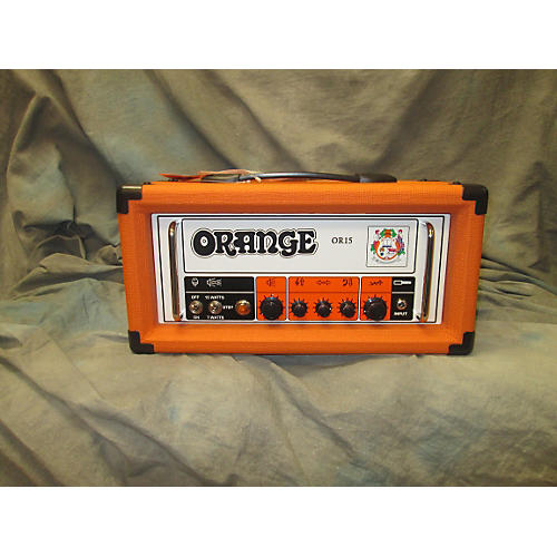 Orange Amplifiers OR15H 15W Tube Guitar Amp Head