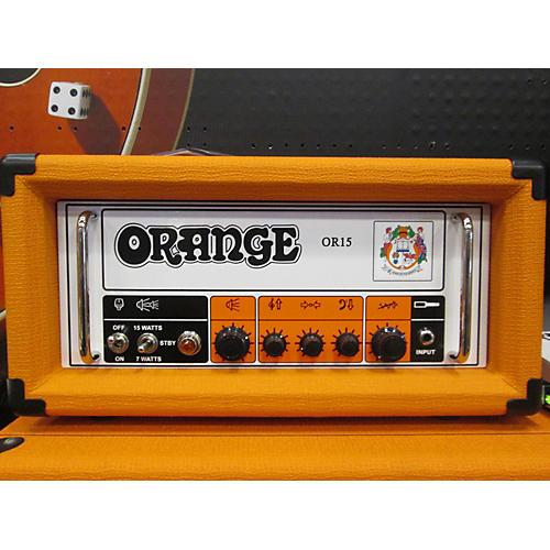Orange Amplifiers OR15H 15W Tube Guitar Amp Head