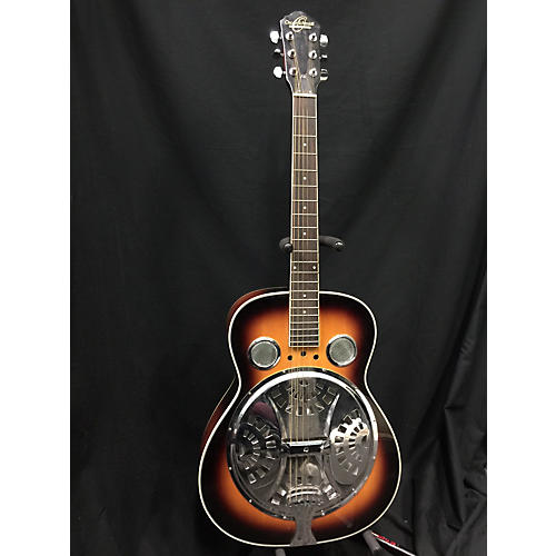 Oscar Schmidt OR4TS Resonator Guitar-thumbnail