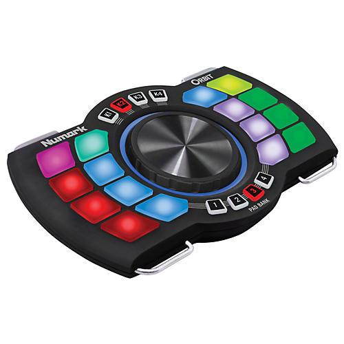 Numark ORBIT DJ Controller Wireless Handheld MIDI with 2-Axis Accelerometer